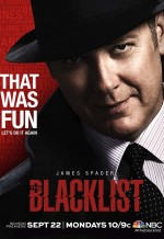 The Blacklist Sezon 2 (2014) afişi