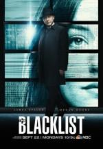 The Blacklist Sezon 3 (2015) afişi