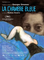 The Blue Room (2014) afişi