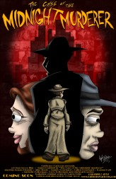 The Case of the Midnight Murderer (2012) afişi