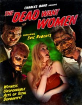 The Dead Want Women  afişi