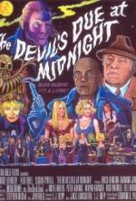 The Devil's Due at Midnight (2004) afişi