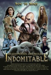 The Dragonphoenix Chronicles: Indomitable (2013) afişi