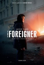 The Foreigner (2017) afişi