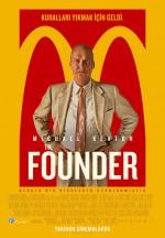 The Founder (2016) afişi