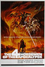 Mahşerin Dört Atlısı (1962) afişi