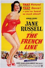 The French Line (1953) afişi