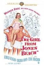 The Girl from Jones Beach (1949) afişi
