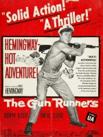 The Gun Runners (1958) afişi
