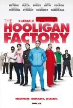 The Hooligan Factory (2014) afişi