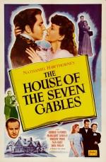The House of the Seven Gables (1940) afişi
