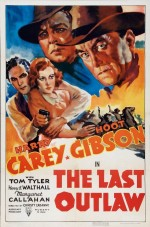 The Last Outlaw (1936) afişi