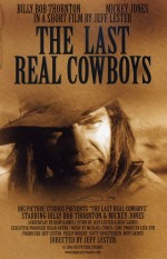 The Last Real Cowboys (2000) afişi