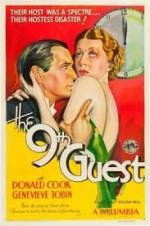 The Ninth Guest (1934) afişi