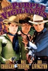 The Purple Vigilantes (1938) afişi