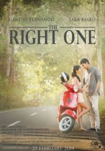 The Right One (2014) afişi