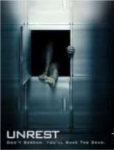 The Unrest (2012) afişi