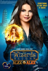 The Wizards Return: Alex Vs. Alex (2013) afişi