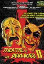 Theatre of the Deranged II (2013) afişi