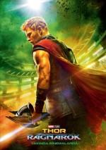 Thor: Ragnarök (2017) afişi