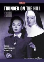 Thunder on the Hill (1951) afişi