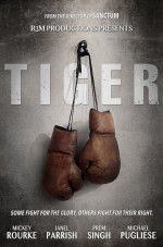 Tiger (2016) afişi