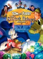 Tom Ve Jerry Sherlock Homes (2010) afişi