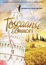 Toscaanse bruiloft (2014) afişi