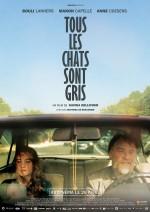 Tous Les Chats Sont Gris (2014) afişi