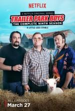 Trailer Park Boys Sezon 9  afişi