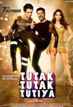 Tutak Tutak Tutiya (2016) afişi