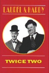 Twice Two (1933) afişi