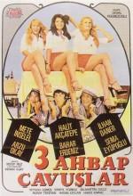 Üç Ahbap Çavuşlar (1975) afişi