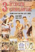 Üç Kızgın Cengaver (1971) afişi
