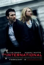 Uluslararası (2009) afişi
