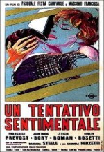 Un Tentativo Sentimentale (1963) afişi