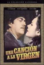 Una Canción A La Vírgen (1949) afişi