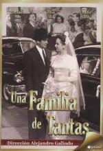 Una Familia De Tantas (1949) afişi