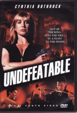 Undefeatable (1993) afişi