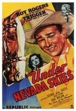 Under Nevada Skies (1946) afişi