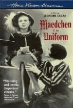 Üniformalı Kız (1931) afişi