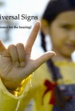 Universal Signs (2008) afişi