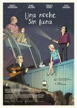 Una noche sin luna (2015) afişi