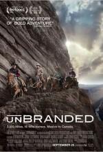 Unbranded (2015) afişi