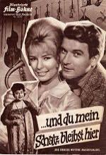 ...und Du, Mein Schatz, Bleibst Hier (1961) afişi