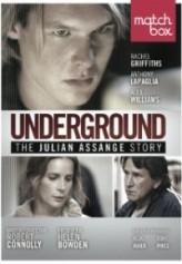 Underground: The Julian Assange Story (2012) afişi