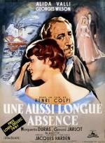 Une Aussi Longue Absence (1961) afişi
