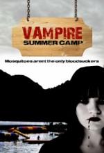 Vampir Yaz Kampı (2011) afişi