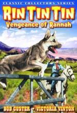 Vengeance Of Rannah (1936) afişi