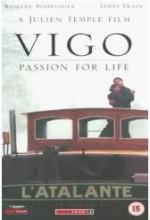 Vigo: Yaşama Tutkusu (1998) afişi